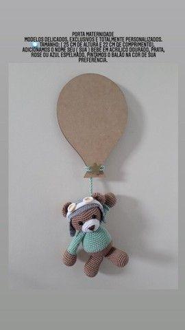 Balão porta maternidade  - Foto 3