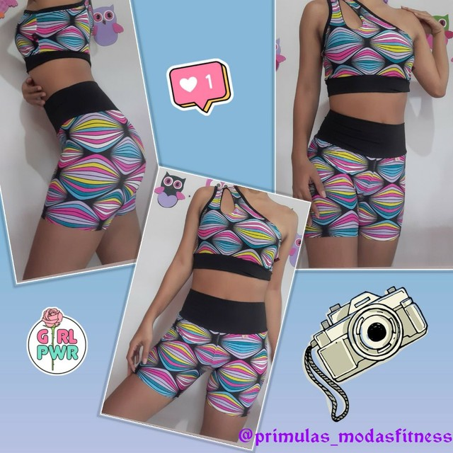 Moda fitness - Foto 3