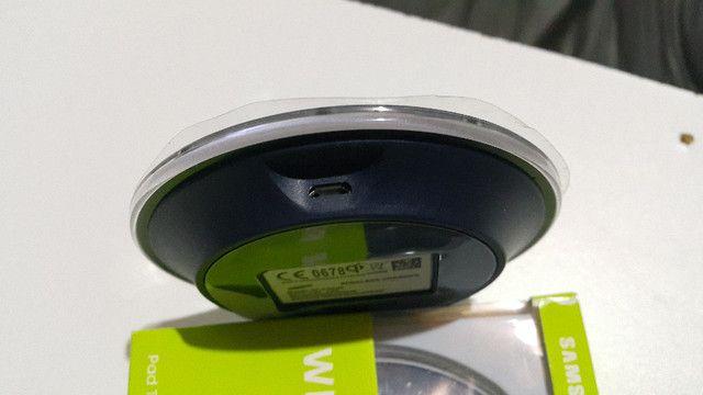 Carregador Sem Fio Samsung Wireless Charge - Foto 4