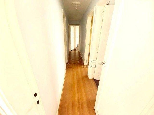 Posto 4 Bolivar junro a Pompeu Loureiro, andar alto salão 3 quartos dependencias, oportuni - Foto 5