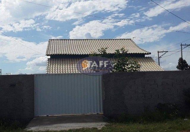 K- Casa com 3 quartos na Rua do DPO em Unamar - Cabo Frio