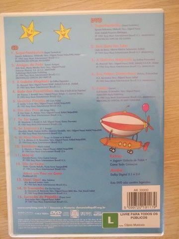 DVD e CD A turma do balão mágico - Foto 3