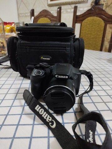 Máquina fotográfica Canon SX520 HS