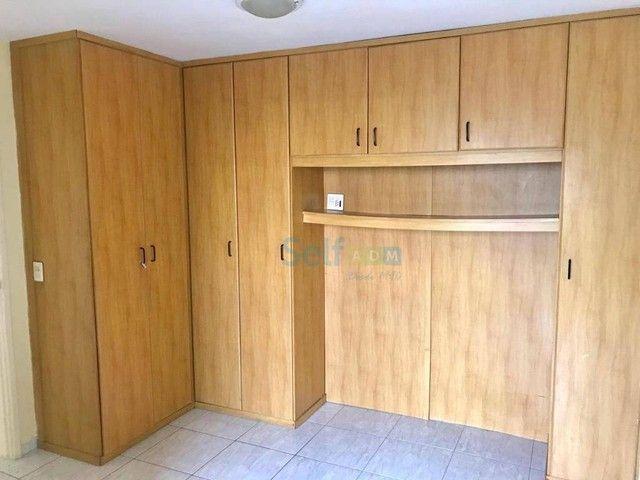 Apartamento com 2 dormitórios para alugar, 73 m² por R$ 1.500,00/mês - Icaraí - Niterói/RJ - Foto 8