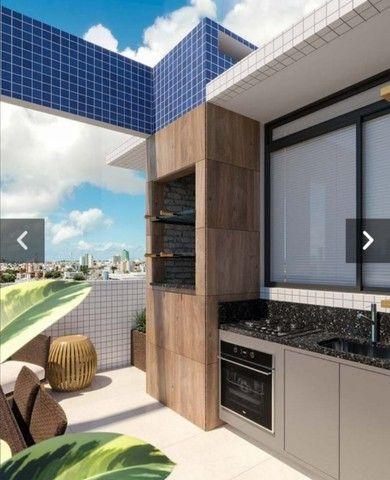 Apartamento no Bancários, alto padrão. 02 quartos com varanda - Foto 2