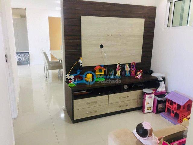 Apartamento com 3 dormitórios à venda, 135 m² por R$ 990.000 - Dionisio Torres - Fortaleza - Foto 6
