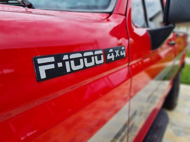 F1000 4x4. Turbo Diesel. Ford. - Foto 7