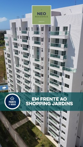 Neo Residence -- Studio 48 m² - Em Frente ao Shopping Jardins. - Foto 6