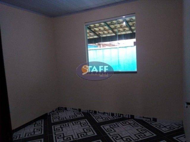 K- Casa Pronta com 2 quartos na rua do DPO em Unamar - Cabo Frio!  - Foto 9