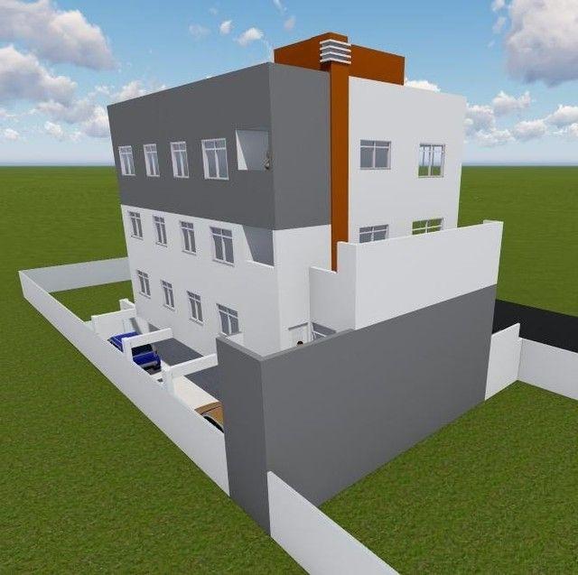 Apartamento em Afonso Pena, São José dos Pinhais/PR de 48m² 2 quartos à venda por R$ 210.0 - Foto 5