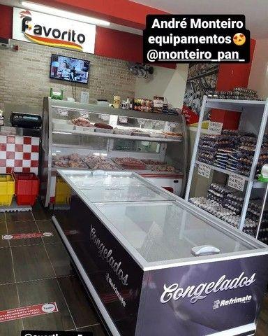 Ilhas para congelados ou resfriado supermercado frigorífico padaria Aparti $5.500 - Foto 5