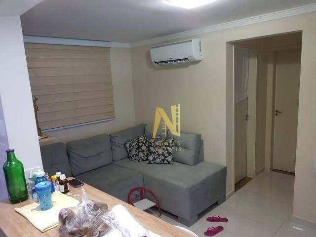 Apartamento em Vila Filipin, Londrina/PR de 49m² 2 quartos à venda por R$ 196.000,00 - Foto 3