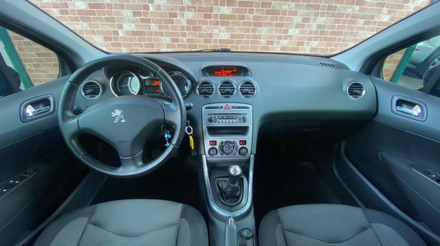 Peugeot 308 2.0 Alure 2013 MT - Foto 4