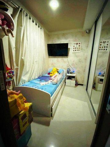 Condomínio Saint Angeli, Apartamento com 3 dormitórios à venda, 73 m² por R$ 360.000 - Mes - Foto 11