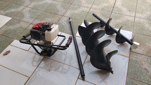 Perfurador de solo  - Foto 2