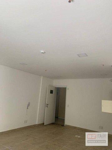 Conjunto, 43 m² - venda por R$ 175.000 ou aluguel por R$ 1.500/mês - Valongo - Santos/SP - Foto 7