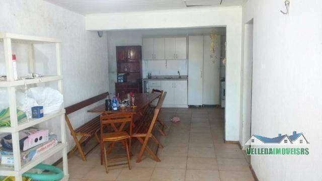 Velleda oferece casa 500 metros do mar em pinhal, central - Foto 11