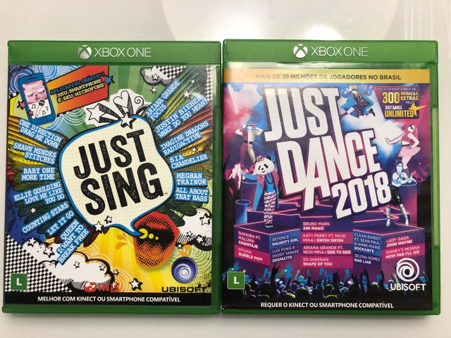 Kinect completo para One S + 02 jogos - Foto 4