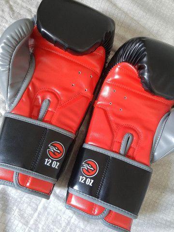 Luva Muay Thai ou Box - Foto 3