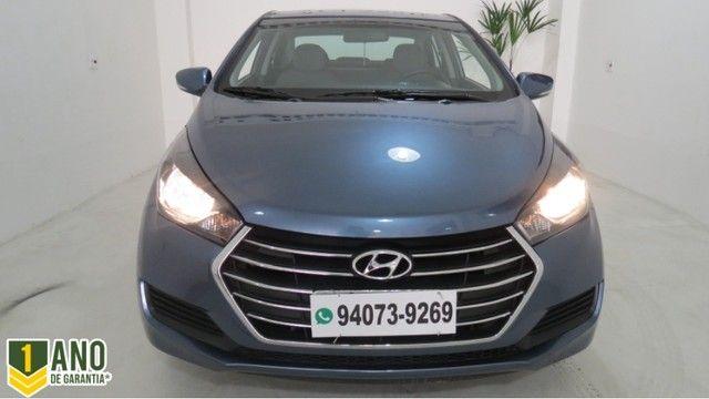 Hyundai HB20S 1.6 Comfort Plus Flex 4p - Foto 4