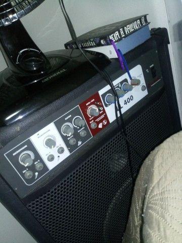 Caixa amplificada LL400 - Foto 3