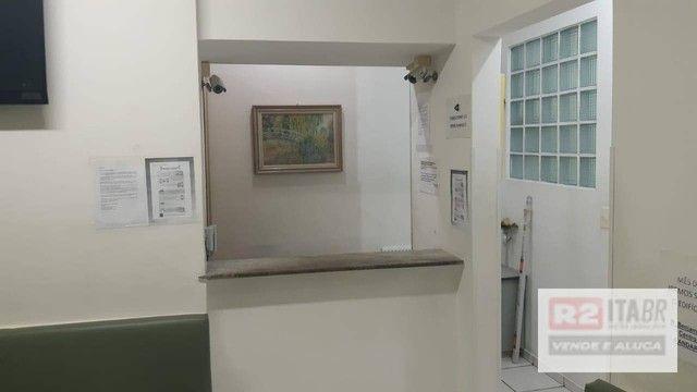 Conjunto para alugar, 50 m² por R$ 1.500,00/mês - Centro - São Vicente/SP - Foto 2