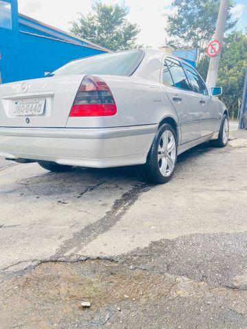 Mercedes C240 A MAIS ZERA aceito troca   - Foto 2
