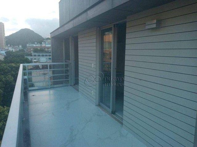 Cobertura para alugar, 115 m² por R$ 8.500,00/mês - Botafogo - Rio de Janeiro/RJ - Foto 2