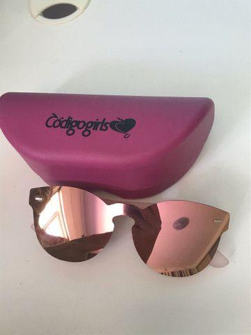 Óculos de sol código girls