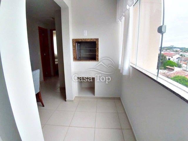 Apartamento à venda com 2 dormitórios em Oficinas, Ponta grossa cod:2628