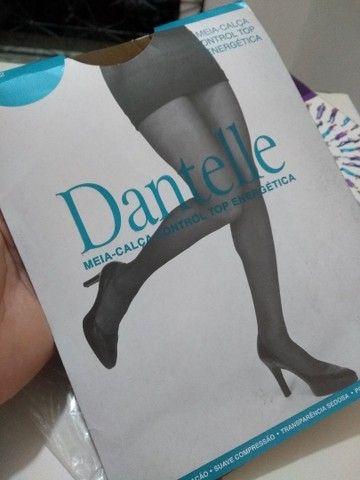 Meia calça DeMillus