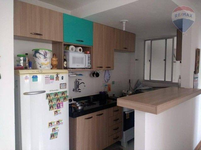 Apartamento em Carlos Chagas, Juiz de Fora/MG de 54m² 2 quartos à venda por R$ 140.000,00 - Foto 2