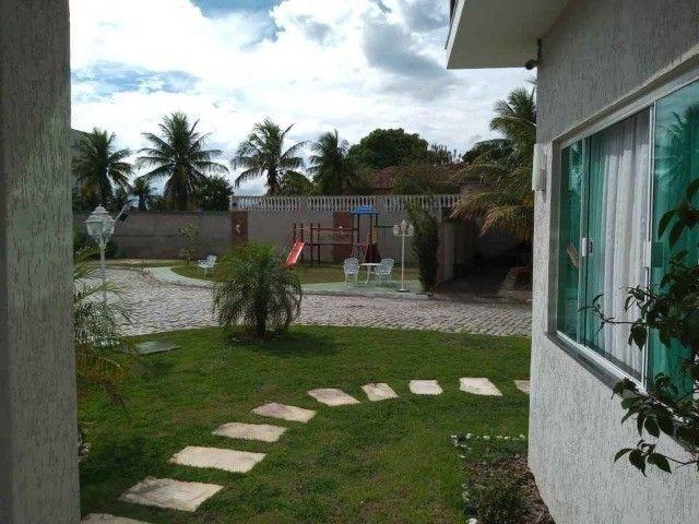 Duplex com 04 quartos, piscina, churrasqueira em condomínio no centro de São Pedro - Foto 10