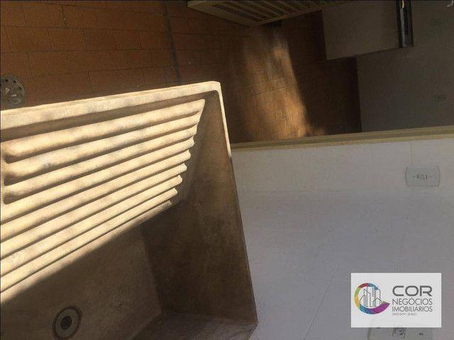 Apartamento com 1 dormitório para alugar, 70 m² por R$ 650,00/mês - Vila Redentora - São J - Foto 3