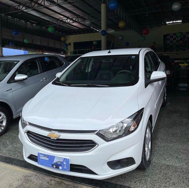 Chevrolet Prisma 1.4 LT 2019     estado zero - Foto 2