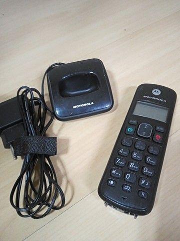 Telefone sem fio com identificador - Foto 2