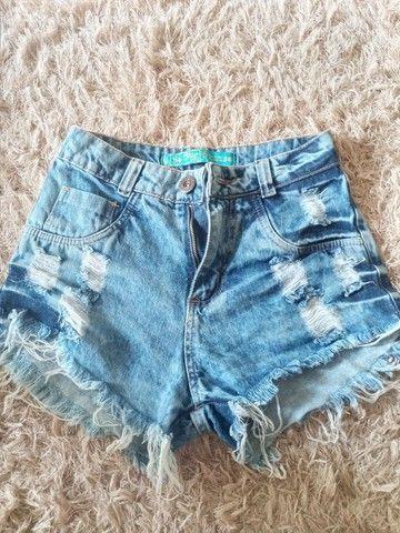 vendo short jeans 36