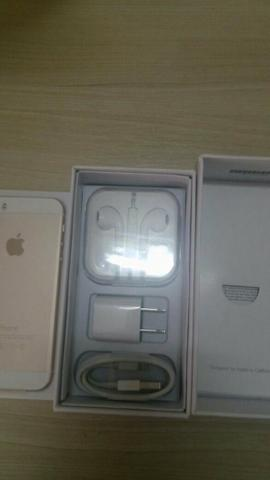 Iphone 5s 16gb (gold) Novo lacrado