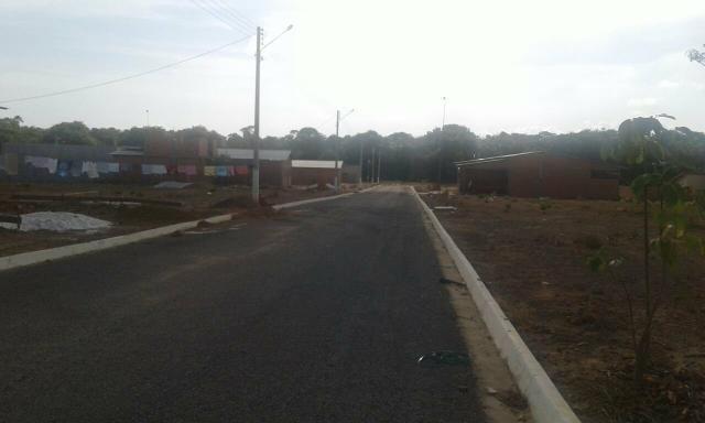 Terreno em bairro planejado zona norte