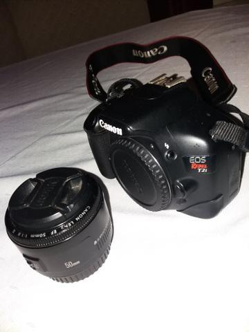 Canon 500d conhecida como t1i