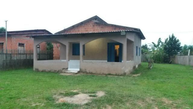 Troco casa por chácara