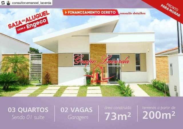 ® Residencial Vitta Club House 3 Quartos/Suíte - Financiamento direto, parcelas baixa