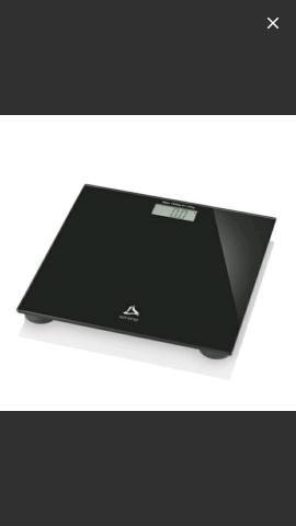 Balancas novas digital portátil pesa até 180kg