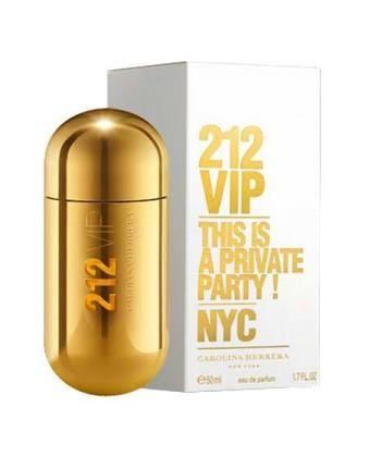 Perfume 212 vip 80ml feminino