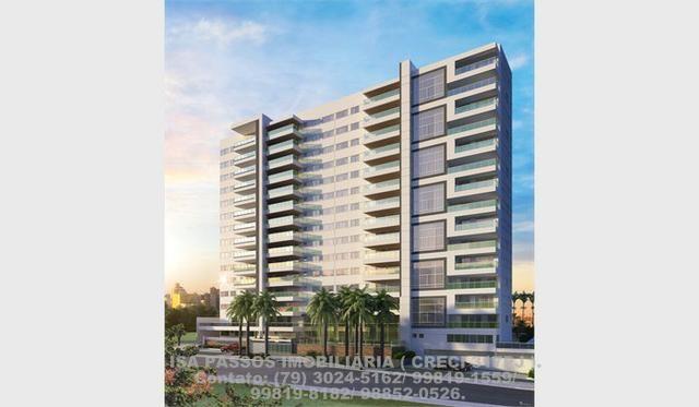 Apartamentos de Alto Padrão no Empreedimento Mansão Ricardo Constâncio Vieira
