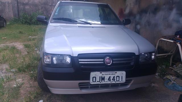 Fiat uno mille graze 1.0 completo. fazemos financiamento