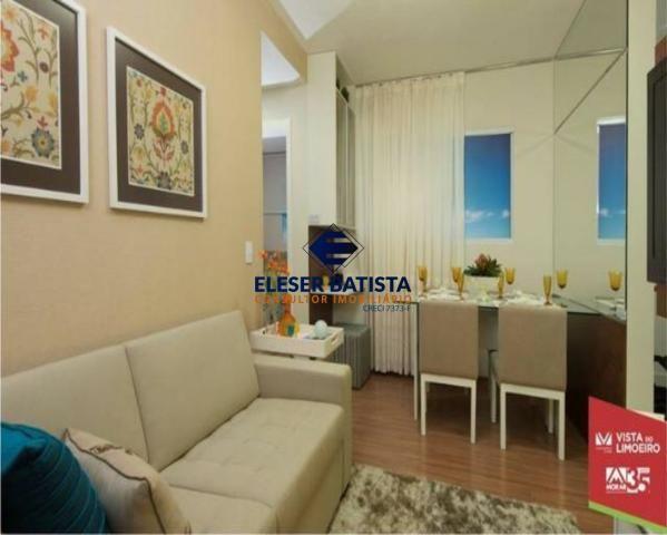 Apartamento à venda com 3 dormitórios em Condomínio vista limoeiro, Serra cod:AP00071 - Foto 3