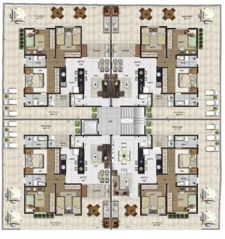 Apartamento 03 quartos com suite no bairro planalto. - Foto 4