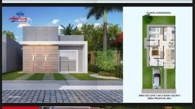 A melhor Escolha América Houses > duas suítes mais lavabo no Sim - Foto 11