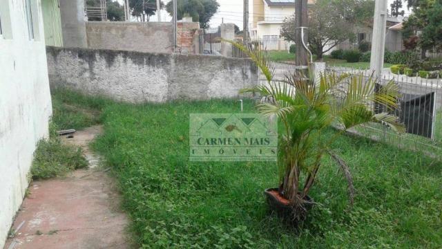 Casa residencial à venda, cidade jardim, são josé dos pinhais. - Foto 3